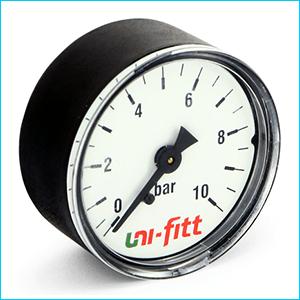Измерительные приборы - манометры