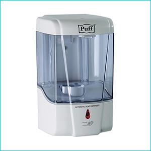Дозатор Puff-8180 для жидкого мыла сенсорный