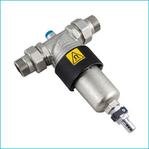 Фильтр промывной TIEMME магнитный с разъемными соединениями