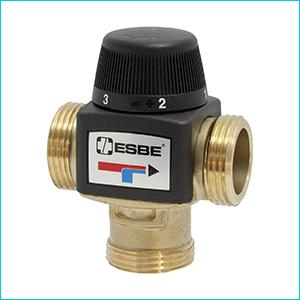 Термостатический смесительный клапан VTA372 Esbe