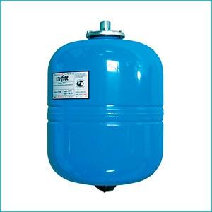 Мембранный бак для водоснабжения Uni-Fitt