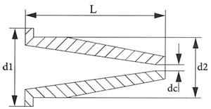 Элеватор 40с10бк водоструйный 1