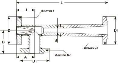 Элеватор 40с10бк водоструйный 2