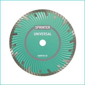 Алмазный диск для железобетона и плитки Sankyo SPRINTER