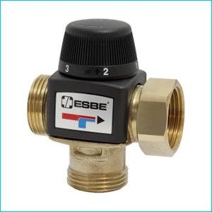 Термостатический смесительный клапан VTA378 Esbe