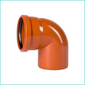 Наружная канализация - отвод