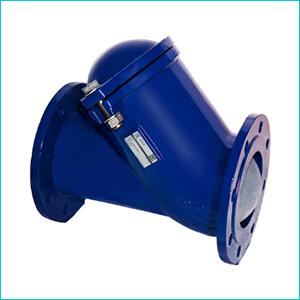 Клапан 012F Dendor обратный шаровый фланцевый