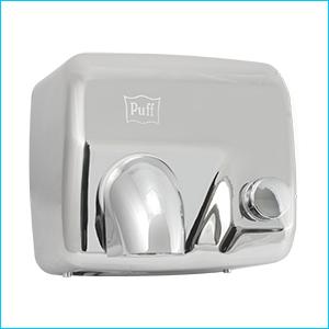 Сушилка для рук антивандальная Puff-8844