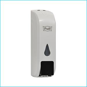 Дозаторы для жидкого мыла настенные Puff-8104