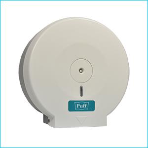 Диспенсер для туалетной бумаги пластиковый Puff-7110