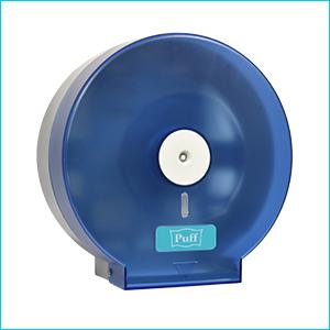 Диспенсер для туалетной бумаги пластиковый Puff-7115