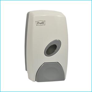 Дозаторы для жидкого мыла настенные Puff-8115