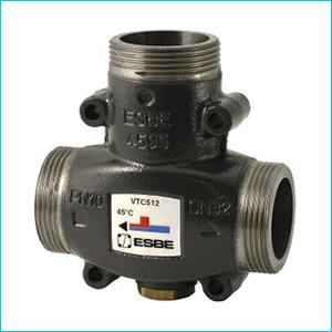 Термостатический смесительный клапан VTC512 Esbe