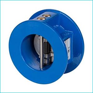 Клапан NVD 895 Danfoss обратный двухстворчатый
