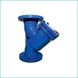 Фильтры грубой очистки воды осадочный фланцевый