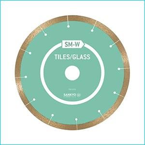 Алмазный диск для стекла и керамогранита Sankyo SM-W