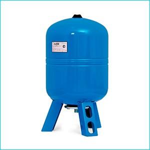 Мембранный бак для водоснабжения Uni-Fitt на стояках