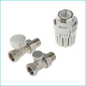 Термостатический комплект СТМ ТЕРМО для радиатора прямой