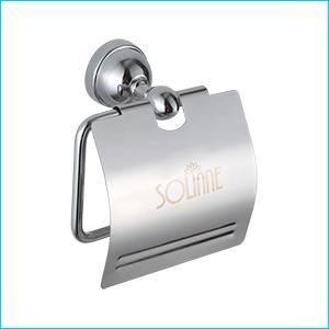 Держатель для туалетной бумаги настенный Solinne 3086