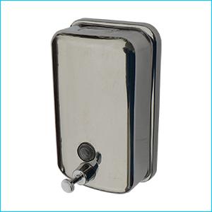 Дозаторы для жидкого мыла настенные Solinne TM 801
