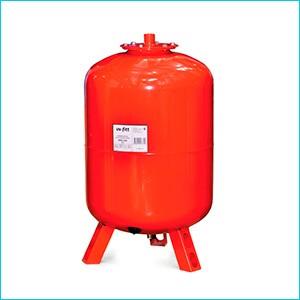 Мембранный бак для отопления Uni-Fitt на стойках