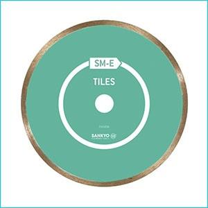 Алмазный диск для резки керамической плитки Sankyo SM-E