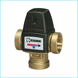 Термостатический смесительный клапан VTA321 Esbe