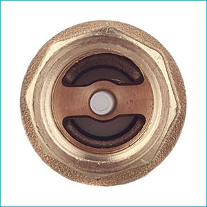 Клапан обратный YACHT TIEMME с пластиковым затвором