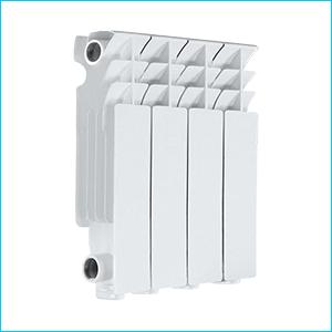 Алюминиевые радиаторы отопления RAZMORINI 350