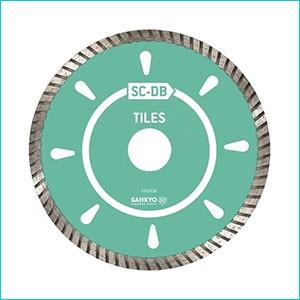 Алмазный диск для натурального камня и плитки Sankyo SC-DB