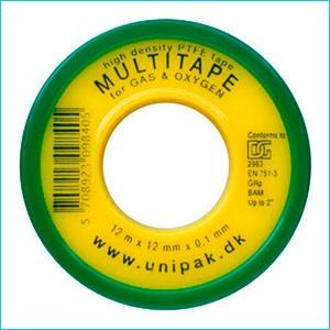 Лента ФУМ Unipak Multitape