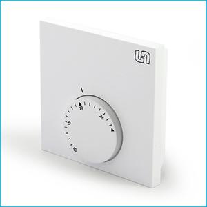 Термостаты для отопления комнатные электронные