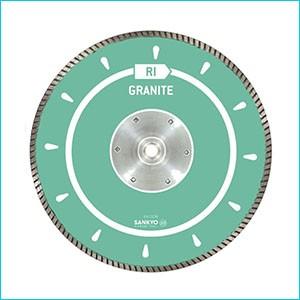 Алмазный диск для резки гранита и плитки Sankyo RI
