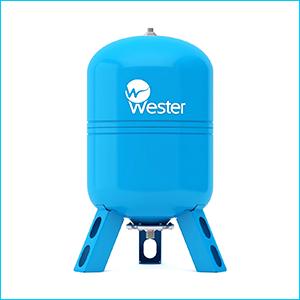 Мембранный бак Wester WAV