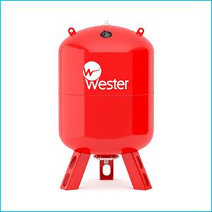 Бак Wester WRV