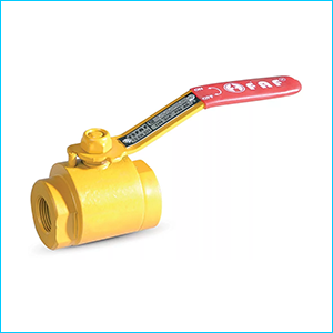 Кран шаровый резьбовой стальной для газа FAF 1440