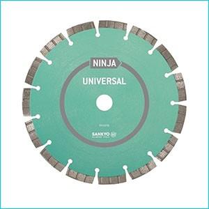 Алмазный диск для гранита и железобетона Sankyo NINJA