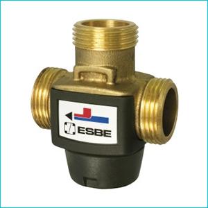 Термостатический смесительный клапан VTC312 Esbe