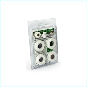 Комплектующие для радиаторов отопления - комплект