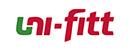 Краны шаровые муфтовые Uni-Fitt